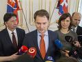 Hnutie OĽaNO sa ohradzuje voči vyhláseniam predsedu vlády o štátnom prevrate