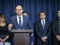 Richard Sulík: Robert Fico stroskotal, neverím mu ani nos medzi očami