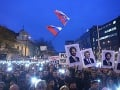 VIDEO Najväčšie zhromaždenia od revolúcie: Silné okamihy, tvrdý odkaz ľudí politikom