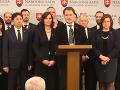 Matovič oznámil veľký plán! Zjednotenie opozície na štýl Dzurindovej SDK