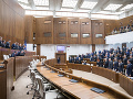 Poslanci NR SR držia minútu ticha za zavraždeného Jána Kuciaka