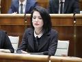 Cigániková podala trestné oznámenie pre dvojité čakacie listiny na bratislavskej neurochirurgii