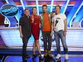 Porota Superstar: Matěj Ruppert, Katarína Knechtová, Ben Cristovao a Paľo Habera