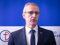 Päťčlennú slovenskú delegáciu povedie Štefanec: Chce pokračovať v práci, ktorú začal