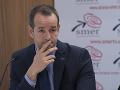 Ministri sa dnes zídu aj napriek kríze vo vláde: Na programe aj odvolanie Stromčeka