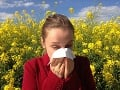 Hrozné obdobie pre alergikov nekončí: Táto prognóza nie je vôbec priaznivá