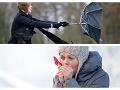 Slovensko zasiahne výrazné ochladenie: Vyťahujte kabáty a rukavice, toto má byť najstudenšia noc!