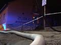 Požiar centrály v Žiline je iba snaha radikálov o destabilizáciu krajiny, myslia si v Smere
