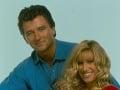 Patrick Duffy so seriálovou manželkou v sitkome Krok za krokom