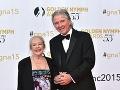 Patrick Duffy s manželkou Carolyn