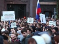 Piatkový pochod v Bratislave nebude, vysokoškoláci pozývajú na tichú demonštráciu