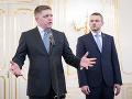 Pellegrini o zmenách vo vláde: Minister vnútra by nemal byť nikto zo špičiek Smeru