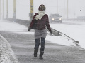 Nedeľa bude mrazivá: VIDEO Nový týždeň však prinesie zmenu, teploty ako na hojdačke