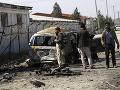 Pri dopravnej nehode zahynulo 28 Afgancov: Zrazili sa dve dodávky