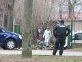 Tragédia pri Nitre: Polícia objavila dobodané telo Anny (†66), zadržala jej syna