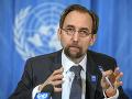 Turecko sa pustilo do komisára OSN: Označilo ho za sympatizanta teroristov