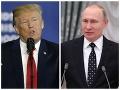 PRIESKUM Trump stráca v Európe popularitu: Slováci najviac dôverujú Putinovi