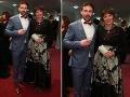 Marek Fašiang s mamou Ingrid Fašiangovou, herec a riaditeľka Divadla Nová scéna