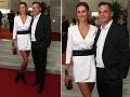 Dano Dangl s manželkou Beátou, režisér a scenárista