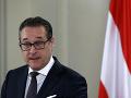 Exkancelár Strache môže byť pokojný: Odpočúvanie sa nepotvrdilo