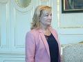 Laššáková opravuje svoje tvrdenia: Za Sorosa sa ospravedlňujem, Maďarič zanechal dobrú prácu