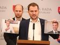 VIDEO OĽaNO začína rokovať so stranami o spustení referenda za predčasné voľby