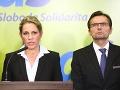 Jana Kiššová a Ľubomír Galko