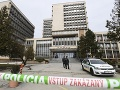 PRÁVE TERAZ Poplach v Košiciach: Bombová hrozba, budovu súdov museli evakuovať
