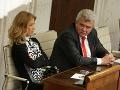 Martina Šimkovičová a Peter Marček