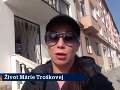 Kristína Kövešová išla za rodičmi Márie Troškovej, aby sa opýtala na vzťah ich dcéry s Antoninom Vadalom.