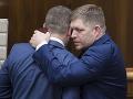 Slovensko má novú vládu: VIDEO Rušný deň v parlamente, krik, hádky a nespokojnosť