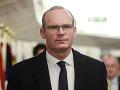 Coveney: Ohľadne dohody o brexite stále panujú veľké nezhody