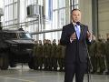Poľsko ide do zbroje: Od Američanov nakúpili raketové systémy za skoro päť miliárd dolárov