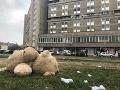 Pentagon v bratislavskej Vrakuni je známy tým, že je obľúbeným miestom narkomanov, prostitútok a drogových dílerov.