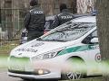 Polícia zasahovala v Nitre: Pri kontrole vyhostili štyroch cudzincov