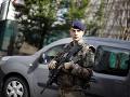 Dráma vo Francúzsku pred nemocnicou, vojak postrelil útočníka v africkom odeve