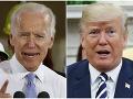 Trump a Biden si riadne skočili do vlasov: Prezident USA ho označil za hlupáka