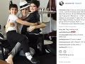 Céline Dion s milovanými synmi.