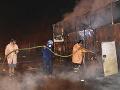 FOTO Požiar autobusu zobral 20 životov: Pasažieri sa ocitli v smrteľnej pasci