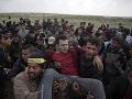 Demonštrácie na hraniciach Palestíny sa vymkli kontrole: Dvanásť mŕtvych a stovky ranených