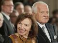 Lívia Klausová (74) náhle končí ako česká veľvyslankyňa na Slovensku: Už sa vraj cíti unavená