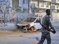 Bojovníci aš-Šabábu zaútočili v Somálsku na základňu síl Africkej únie