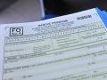 Na daňové priznanie je čas do utorka: Finančnej správe však skolabovali elektronické služby