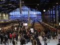 Najdlhší protest železničiarov krajiny od roku 1968: Francúzi štrajkujú už takmer mesiac