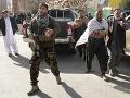 Afganistan opäť miestom smrti: Vzdušné sily zabili desiatky talibov