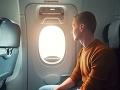 Pasažier urobil FOTO, ktoré ho šokovalo: Niečo takéto v lietadle ešte nikdy nevidel