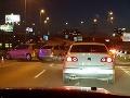 FOTO Nehoda v Bratislave na obchvate totálne zablokovala dopravu