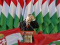 Maďari dnes rozhodujú o zložení parlamentu: Orbánova koalícia má našliapnuté na víťazstvo