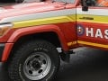 Požiar bytu v Krtíši mohol skončiť tragédiou: Sedemmesačné dieťa utrpelo vážne popáleniny
