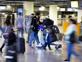 Nemecko zasiahli búrky, prerušenie prevádzky na frankfurtskom letisku: VIDEO Víchrica v Maďarsku